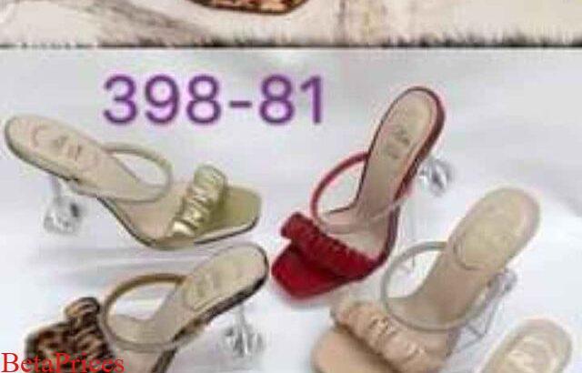Attractive Ladies shoes