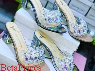 Ladies heels, bags, shoes & pams