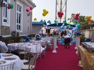 Events & Decoration services