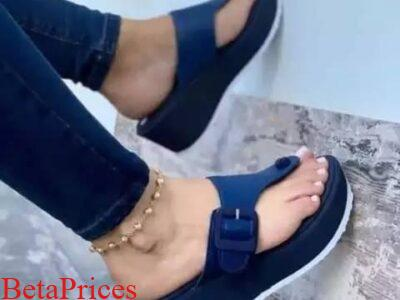 Wedges Slippers