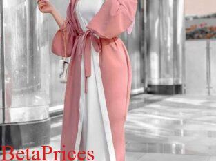Kimono dress style for ladiies