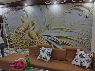 Complete Wallpaper Price and Installation in Nigeria