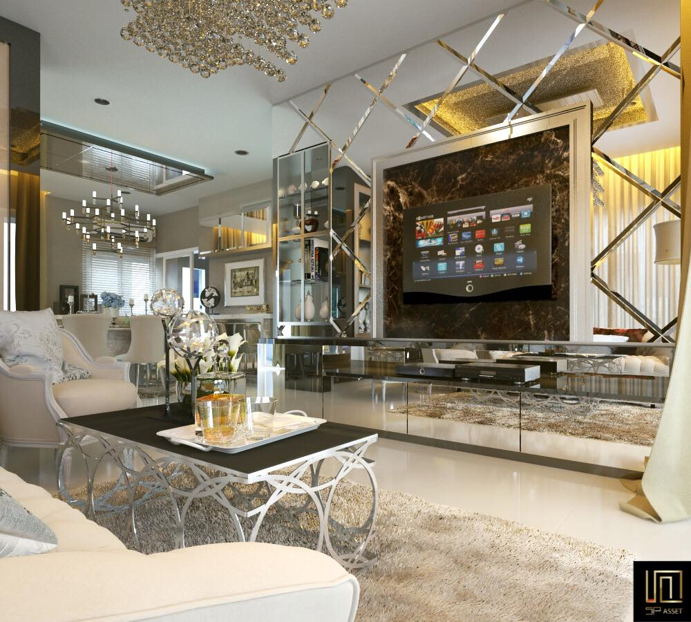 Top living room Interior design and decoration