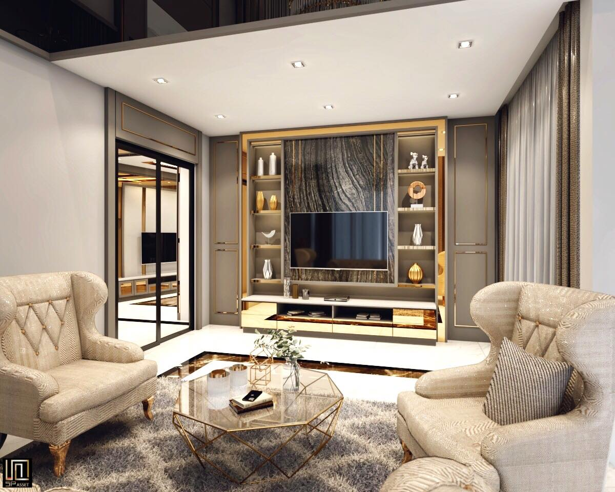 Interior design and decoration ideas for Sitting rooms