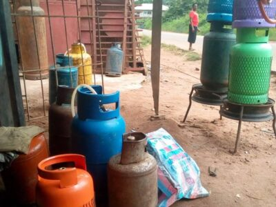 LPG Retail: How to start Cooking Gas refill Business in Nigeria