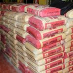 Cost of cement in Nigeria for sale