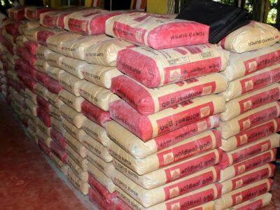 Cost of Cement per Bag in Nigeria Today (2021)