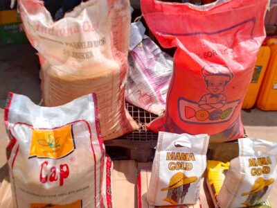 Price List of Bag of Rice in Nigeria 2021