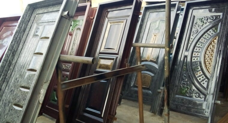 Cost of Doors, Rolling and Sliding Gates in Nigeria 2021